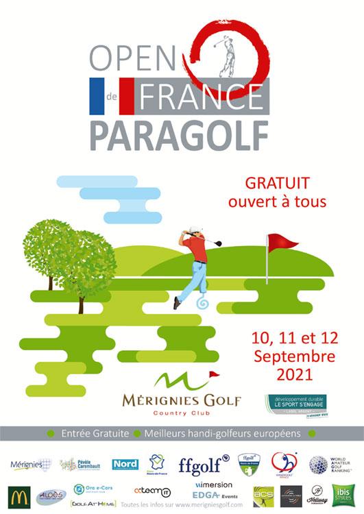 פרגולף הצרפתי הפתוח, מהדורה 9 במריניאס