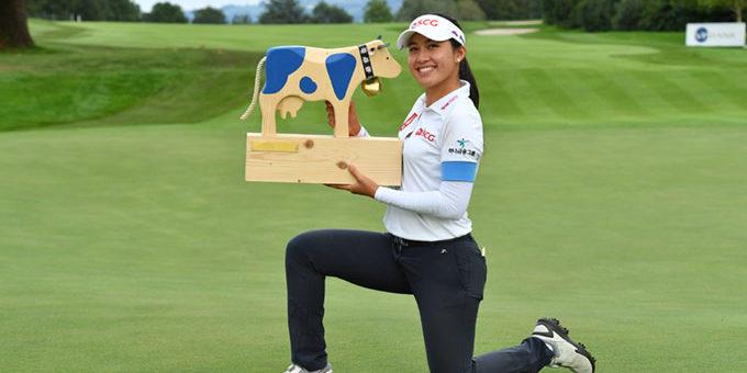 VP Bank Swiss Ladies Open : Thitikul l'emporte, top 10 pour Grechi et Mora