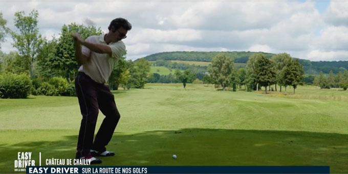 גולפי, נותנת החסות של תוכנית Easy Driver החדשה, ב- Golf +