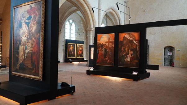 L'Abbaye Royale de l'Épau ouvres ses portes aux Journées du patrimoine