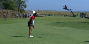 ShopRite LPGA : les temps forts de Céline Boutier durant la finale