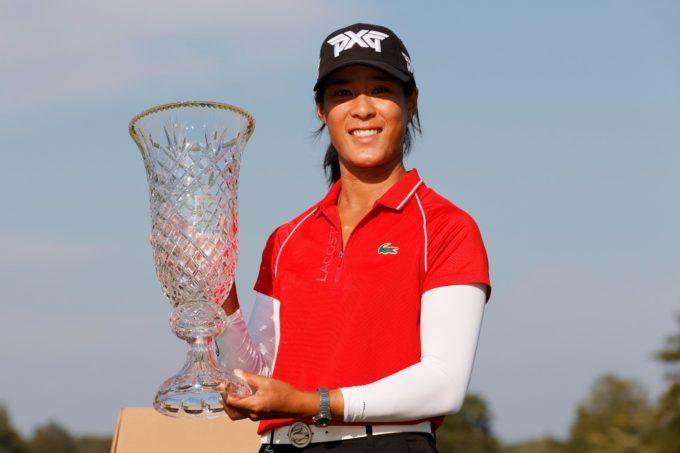 Céline Boutier triomphe au ShopRite LPGA Classic !